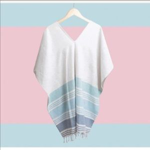Tribe Alive causebox caftan cover up. NWT!